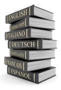 , Translator Indemnity Insurance