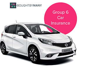 Group 6 Car Insurance Cars