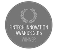 Fintech Innovation Awards Winner 2015 logo