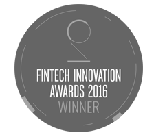 Fintech Innovation Awards Winner 2016 logo
