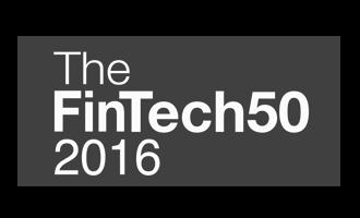 The Fintech 50 2016 logo